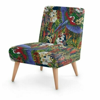 'Tropical Paradise' Sustainable Occasional Chair