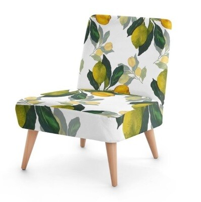 'Lemon Grove' Sustainable Occasional Chair