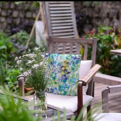 'Hedgerow' Designer Eco Cushion