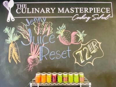 Jenny Juice 72 Hour Reset