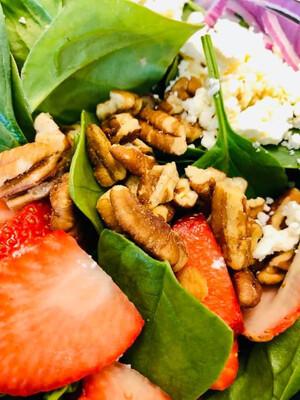 Saturday, June 5: Salad Prep Class