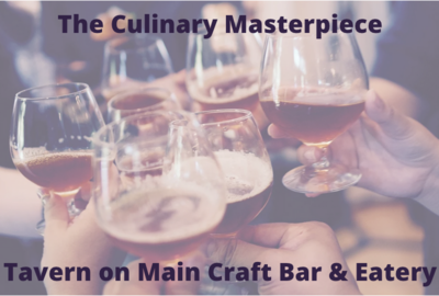 Date Night with Tavern on Main- October 9