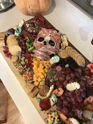 Virtual: Mommy&Me Halloween Charcuterie Board