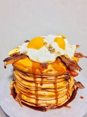 Windy City Breakfast Cake 10am