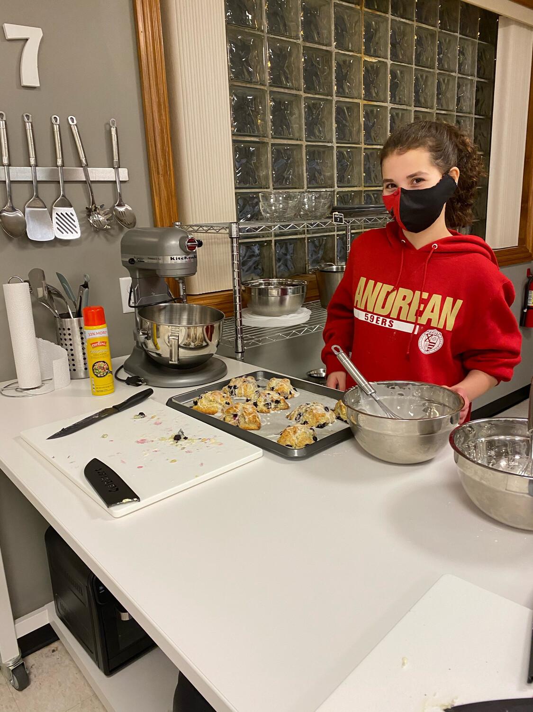 6-Week Baking Program for Chefs 13+