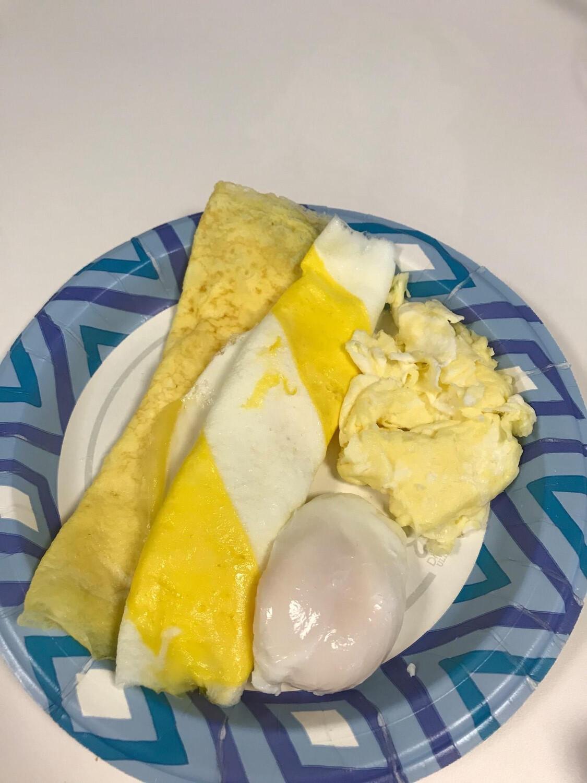 Eggs Class