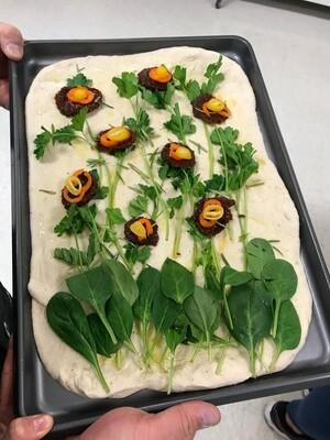 Wednesday, June 9: Focaccia Art Bread