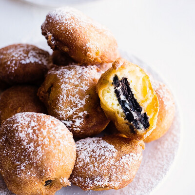 Wednesday, August 24, 2021: Air Fried Oreos