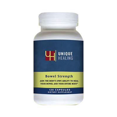 Unique Healing® Bowel Strength