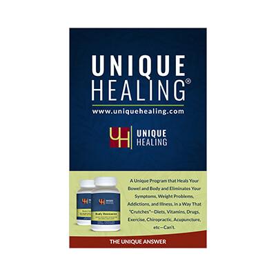 Unique Healing® Book