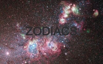 Zodiac Reading 30 minutes