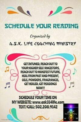 Regular Reading 10 minutes