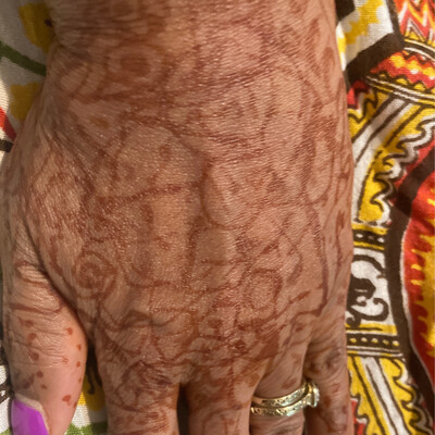 Henna Energy Reading 1 Hour
