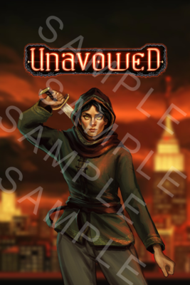 UNAVOWED - Mandana 4