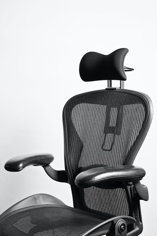 Atlas Cushion Headrest for Herman Miller Aeron Chair