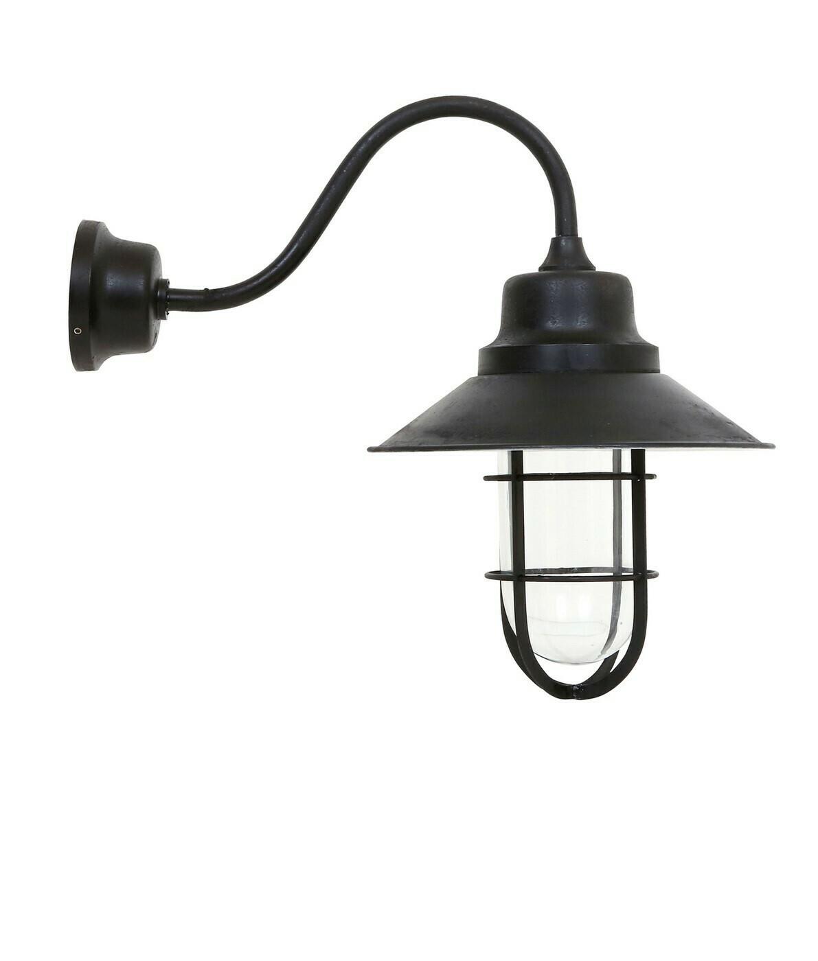 Vermont buitenlamp antiek zwart van BOT originals