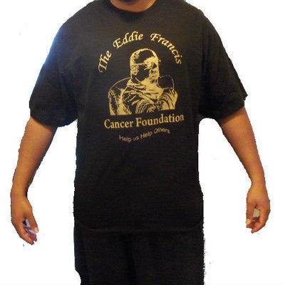 Tee Shirt - The Eddie Francis Cancer Foundation