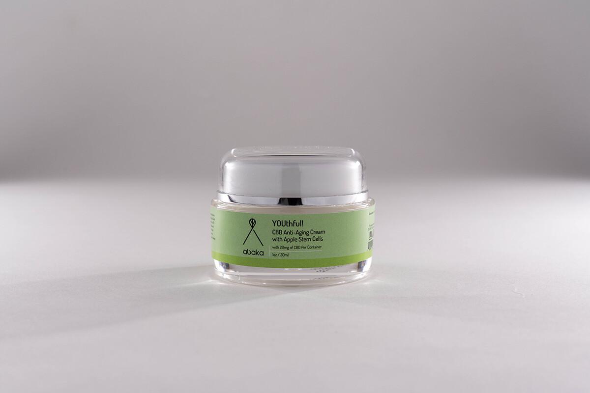 Abaka Youthful Anti-Aging Cream Apple Stem Cell