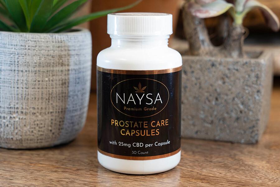 Naysa Prostate Care Capsules
