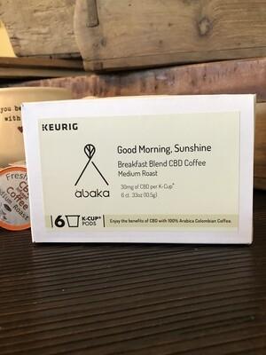 Abaka Good Morning Sunshine Medium Roast Coffee