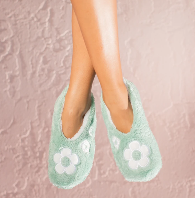 Happy is the New Pretty Footsies