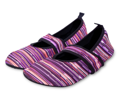 Sporty Stripes Futsole Purple