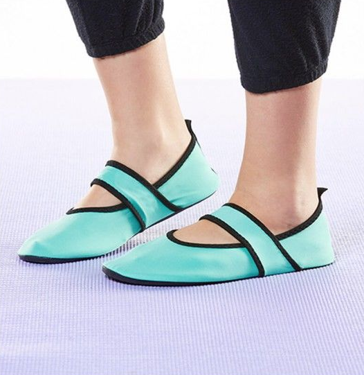 Futsole by Nufoot Teal