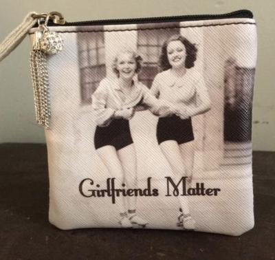 MY FAVORITE THINGS 'Girlfriends Matter' Coin Purse