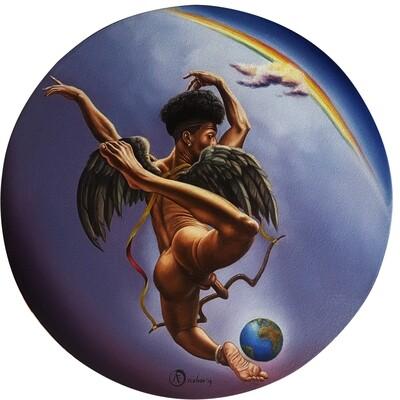 A Flecha do Cupido é Livre