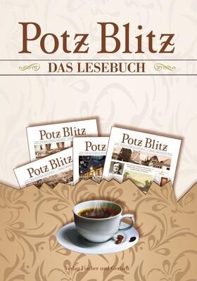 Potz Blitz - Das Lesebuch // inkl. Versand