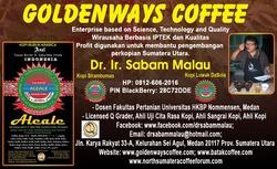 Dr. Ir. Sabam Malau's store