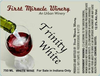 TRINITY WHITE