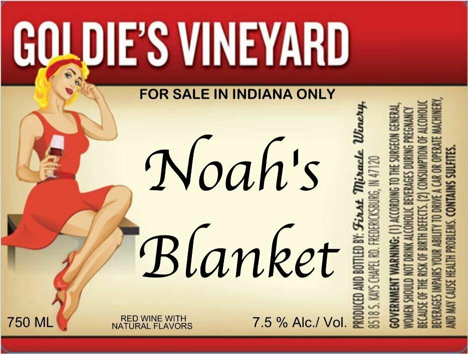 NOAH'S BLANKET