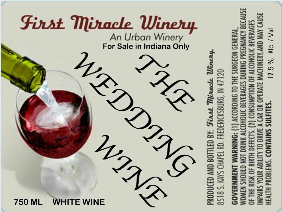 The Wedding Wine