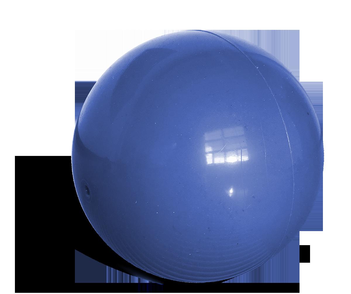 Pallo 16 cm, sininen