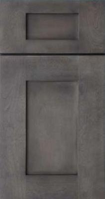 CCC Cabinets / Elegant Style Dark Grey