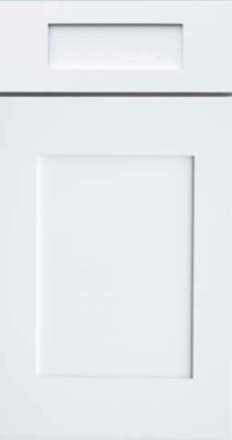 CCC Cabinets / Modern Style Pure White