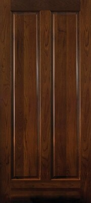 2 Panel Vertical Top FR
