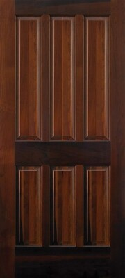 6 Panel Vertical FR