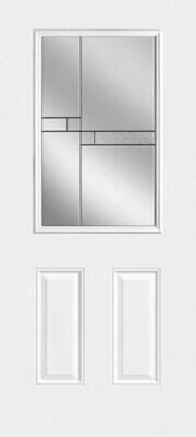 2 Panel Half Lite Cruz