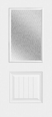 1 Panel Plank Half Lite