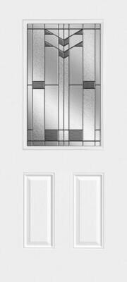 2 Panel Half Lite Frontier