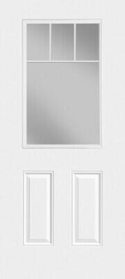 2 Panel 4 Lite Craftsman