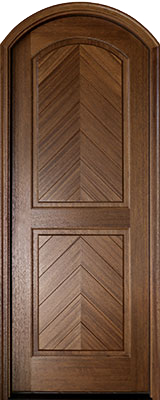 Manchester Solid Panel Arched