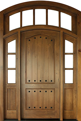 Kenmure Solid Panel