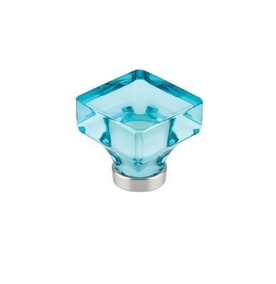 EMTEK Lido Colored Crystal Knob