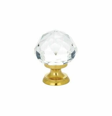 EMTEK Diamond Cabinet Knob