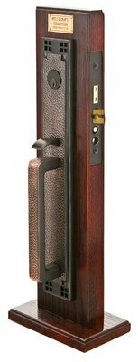 EMTEK Craftsman Full Length