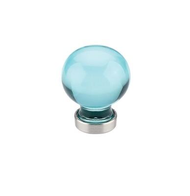 EMTEK Bristol Colored Crystal Knob