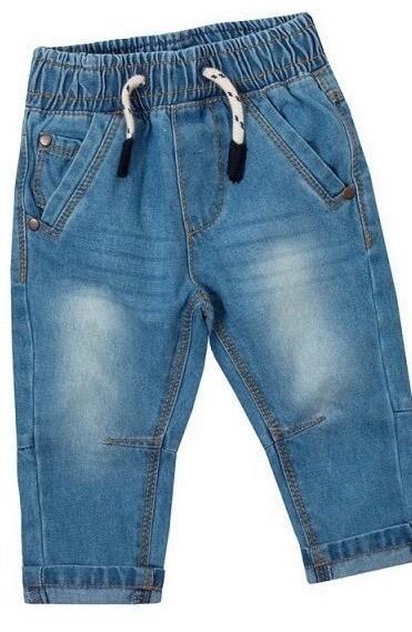 Licht blauwe jeans